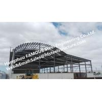 Buy cheap China Supplier Industrial Steel Buildings Fabricated Steel Structure Construction from wholesalers