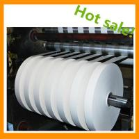 China Small Roll Bottom Cup Paper Used On Paper Cups Making Machine on sale