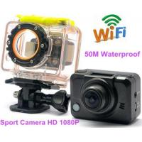 GS8800 with WIFI sport camera waterproof DVR Manufactures