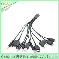 China 10 in 1 usb data cable on sale
