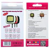 Essential Ceap Price Sync Led Flash for Selfie products RK05 Is Released Manufactures
