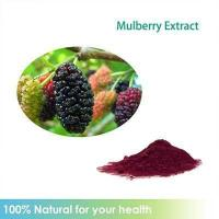 mulberry extract powder 10:1 Manufactures