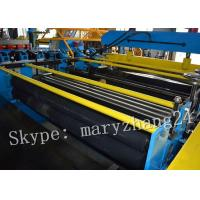 Buy cheap Thin Steel Plate Iron Cut To Length Machine from wholesalers