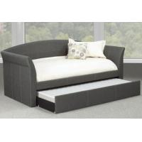 China Bedroom Ola Day Bed with Trundle-Fabric on sale
