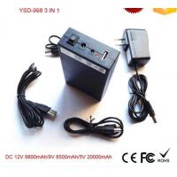 12V Lithium Ion Battery pack Manufactures