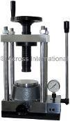 Buy cheap 40-Ton Laboratory Pellet Press with Built-in Hydraulic Pump from wholesalers