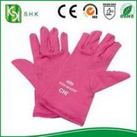 China Cheap Price Pink Protection Cleaning Microfiber Jewelry Gloves Manufactures