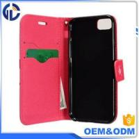 China cell phone case phone accessories case 2017 phone case leather for iphone 7 6 on sale