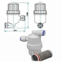 TY283 1/4' Inline Quick Pushing Mini Water Filter with High Quality SS net Manufactures