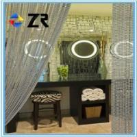 Metal beads curtain for shower curtain Manufactures