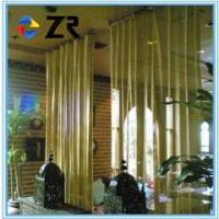 China Metal mesh curtain sequin cloth metal on sale