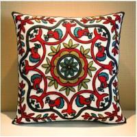 Buy cheap classy Wholesale Hand Embroidered Fabric Cushion from wholesalers
