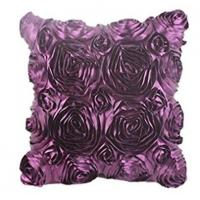 Buy cheap classy 3D flower pillow case from wholesalers