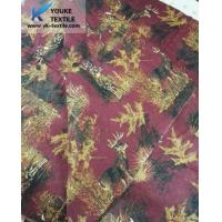 100% Cotton Pigment Printing Fabric Used For Pajamas Manufactures