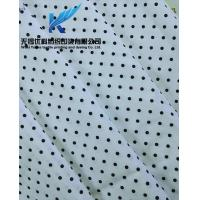 105gsm Cotton-Nylon Stretch Poplin Dot Reactive Printing Fabric Used For Shirt Manufactures