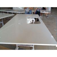 Artificial Quartz Stone Vanitytops Countertops with Sparkle Manufactures