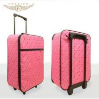 Polyester Printing Travel Luggage Bags Manufactures