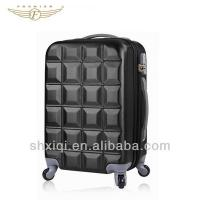 ABS Spinner Hard Transparent Plastic Suitcase Manufactures