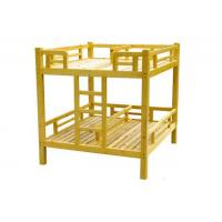 China Four wood bunk bed on sale