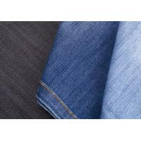 China SGA10 MERCERIZED COTTON SLUB STRETCH DENIM 9.6OZ on sale