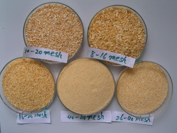 Quality Dried Garlic Granules for sale