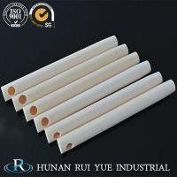 Heat&wear resistant alumina ceramic tube/part for casting furnace Manufactures