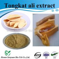 High Purity Tongkat Ali Root Extract Manufactures