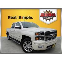 Used 2015 Chevrolet Silverado 1500 Crew Cab Short Box 4-Wheel Drive High Country Manufactures