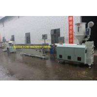 Vacuum Extrusion High Output Stable Running PA Nylon Tube Extrusion Production Line / Plastic Extrud Manufactures