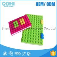 Waterproof silicone A5 decorative book cover Manufactures