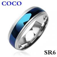 China SR6 316L Surgical Stainless Steel Ring I on sale