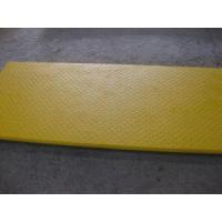 FRP Flat Plate with Gritted Surface Anti Slip Manufactures