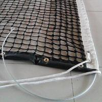 Buy cheap PE Braided Knotted Tennis Net With Double Layer of the Top 6 from wholesalers