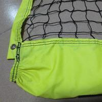 Badminton Net with Light Green Band Manufactures