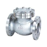 High Pressure Flapper Type Check Valve