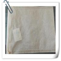 Biodegradable Filter Paper Tea Bag With String And Tag Manufactures