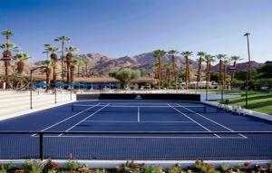 Quality Outdoor and Indoor Tennis Court Flooring IdealTiles Non Slip Rubber Flooring for Tennis Court Tiles for sale