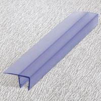 China Glass Shower Door Water Strip Magnetic Seal on sale