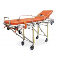 Easy Carried and Comfortable Hospital Manual Ambulance Transport Stretcher Manufactures