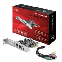 ADD-ON CARDS 7.1 Channel PCIe Sound Card Manufactures
