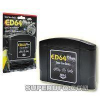 China ED64plus Game Save Device on sale