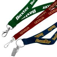 19mm Shoe String Lanyard - (printed with 1 colour(s)) - (L-103G_HC) Manufactures