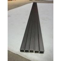 Quality ASTM B338 Grade2 Seamless Titanium Square Tube Pipe for sale