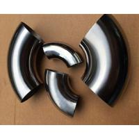 Buy cheap Titanium Exhaust Bendings Titanium Exhaust Elbows ASTM B363 GR1GR2GR7GR12 Polished Surface Seamless from wholesalers