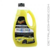 Washing & Drying Meguiar's Ultimate Wash & Wax G177 - 48 oz Manufactures