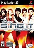 Disney Sing It: Pop Hits - PlayStation 2