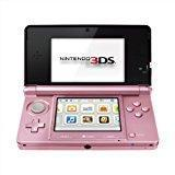 Nintendo 3DS, Pearl Pink Manufactures