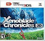 China Xenoblade Chronicles 3D - New Nintendo 3DS on sale