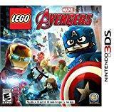 LEGO Marvel's Avengers - 3DS Manufactures