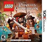 Lego Pirates of the Caribbean - Nintendo 3DS Manufactures